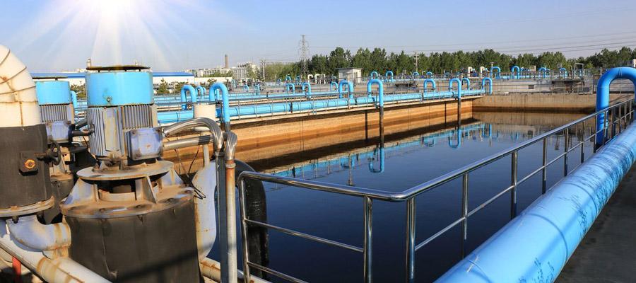 filtration d'eaux urbaines et industrielles